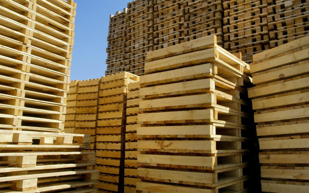 Czy palety drewniane to produkty wielorazowego użytku?